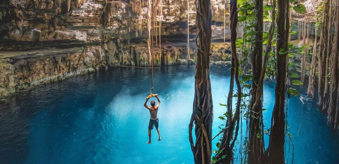 The cenotes in Yucatan, Mexico: What nobody told you about the sinkholes