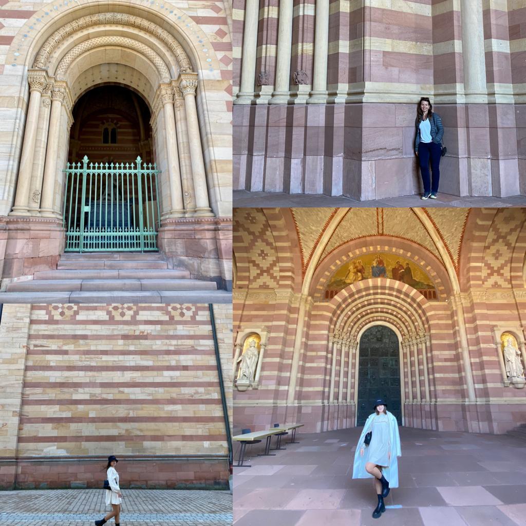 Fotospot-Speyer-Sehenswürdigkeiten-Collage-Dom
