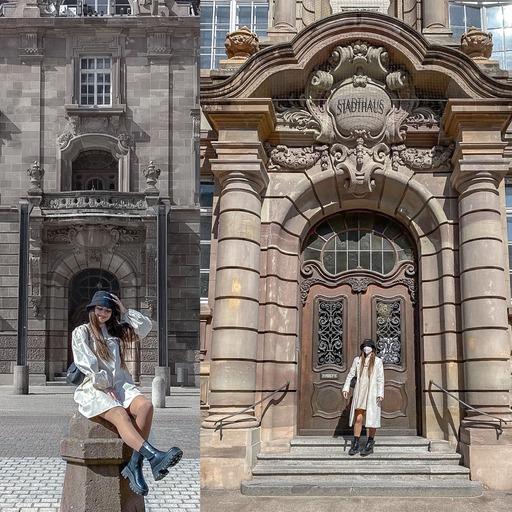Fotospot-Speyer-Sehenswürdigkeit-Collage-Stadthaus