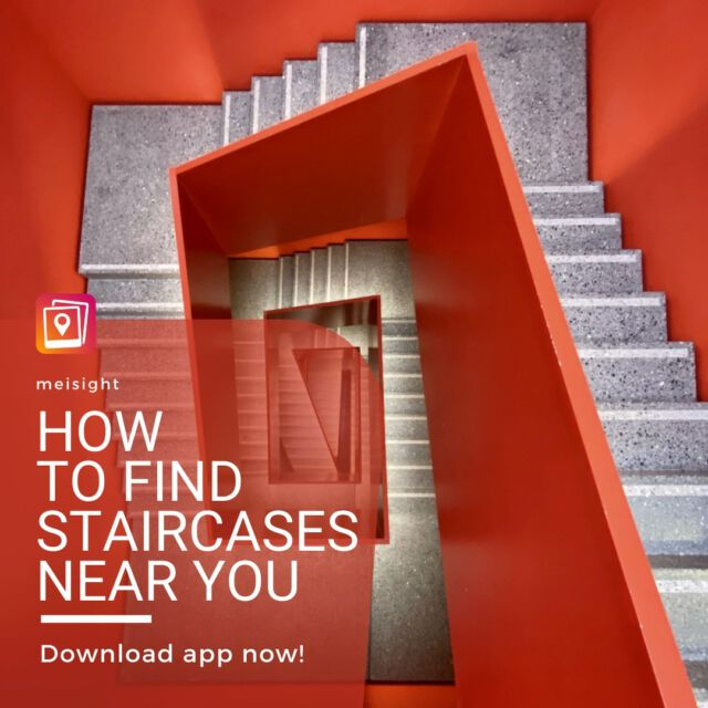 You want to know how to easily find new outstanding photo spots in your area?  Download the app meisight and discover the coolest spots near you. If you don't find anything suitable or just want to find spots yourself, then read on.   Have you ever paid special attention to stairs?  Stairs have an incredible effect in pictures. The geometry, the symmetry, the perspective, the depth. Stairs are incredibly powerful.   Spiral staircases circles around a center point and create a spiral effect that has a very powerful geometric and adds depth to the image. Therefor the image can be taken from the bottom as well as from the top of the stairs. (Img. 1-3) Straight staircases have a charming symmetry that immediately makes the picture feel harmonious. (Img. 4+5)  When photographing, there is no wrong and no right. Just try out all viewing directions and angles, you'll see over time that you have it in your gut what feels better and what doesn't. Do not set any limits to your imagination. (Img. 6+7)  Now you' re probably wondering where to find stairs like this? That's a very simple question to answer. Look around your home environment. There's bound to be a town hall, a church, a museum, or just a historic building in your area. Often such large playful staircases are located in old buildings. There's hidden potential in all of our neighborhoods that just needs to be found. Start searching now and upload your cool spots to meisight to show the whole community how beautiful your home town is.   Locations: 1 Biopole SA, Switzerland 2 Heal's London, UK 3 Hilton Vienna Plaza, Austria 4 Grottes, Switzerland 5 Supreme Court Vienna, Austria 6 Musée Gustave Moreau Paris, France 7 House of Small Wonder Berlin, Germany  #stairsandsteps #aspirational_architecture #world_archigraphy #howtofindlocations #staircase #tv_staircases #meisight #meisightswitzerland #visitswitzerland #inlovewithswitzerland #visitswitzerland #switzerland_vacations